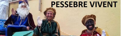 PESSEBRE VIVENT