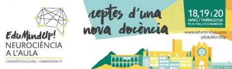 ANEM AL PRIMER CONGRÉS ESTATAL DE NEUROCIÈNCIA A L'AULA: EduMindUp!
