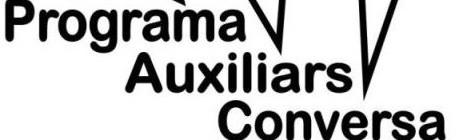 PROGRAMA D'AUXILIARS DE CONVERSA