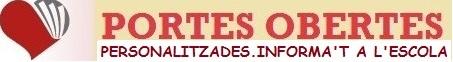 PORTES OBERTES PERSONALITZADES- MINUTS MENUTS