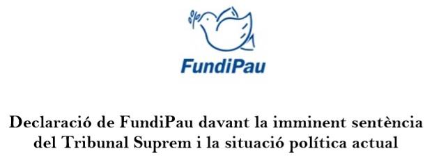 Manifest Fundació FundiPau